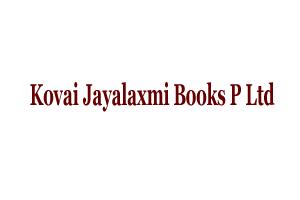 Kovai Jayalaxmi Books P Ltd