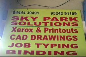 Sky park solutions