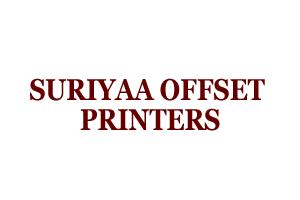 SURIYAA OFFSET PRINTERS
