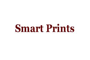 Smart Prints