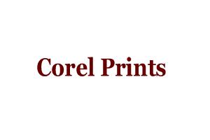 Corel Prints