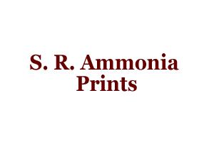 S. R. Ammonia Prints
