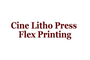 Cine Litho Press Flex Printing
