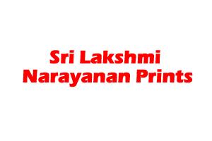 Sri Lakshmi Narayanan Prints