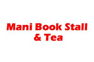 Mani Book Stall & Tea