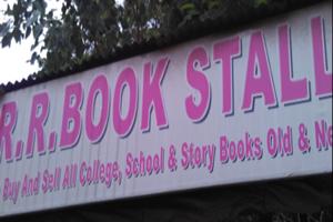 R R Book Stall