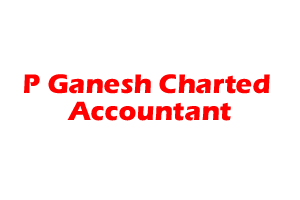 P Ganesh Charted Accountant