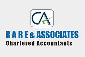 R A R E AND ASSOCIATES, CHARTERED ACCOUNTANTS
