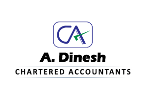 A. Dinesh chartered accountant