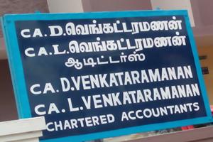 CA. L. Venkataramanan