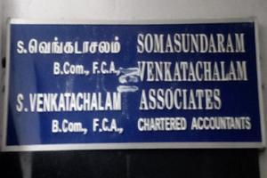 Somasundaram Venkatachalam Associates