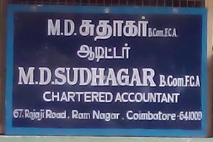 M.D. Sudhagar