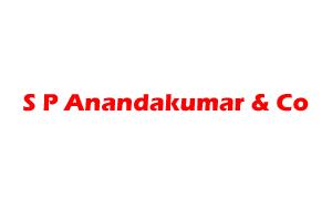S P Anandakumar & Co