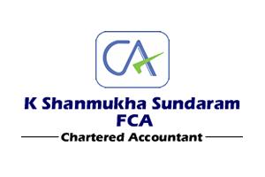 K Shanmukha Sundaram FCA