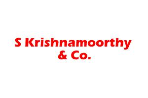 S Krishnamoorthy & Co.