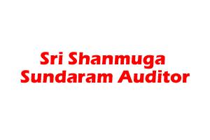 Sri Shanmuga Sundaram Auditor