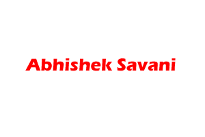 Abhishek Savani