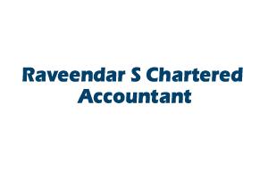 Raveendar S Chartered Accountant