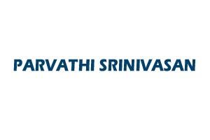 PARVATHI SRINIVASAN
