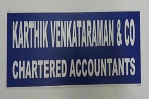 Karthik Venkataraman & Co