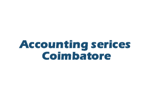 Accounting serices Coimbatore