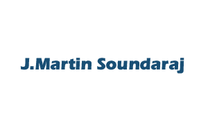J.Martin Soundaraj