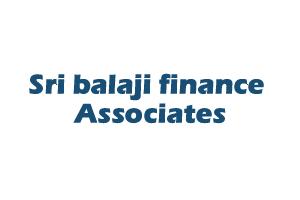 Sri balaji finance Associates