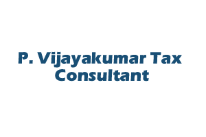 P. Vijayakumar Tax Consultant