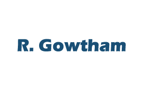 R. Gowtham
