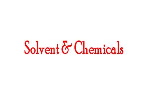 Solvent & Chemicals