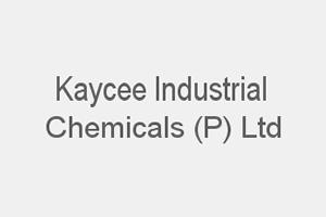 Kaycee Industrial Chemicals