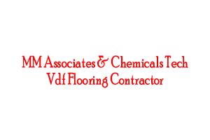 MM Associates & Chemicals Tech Vdf Flooring Contractor