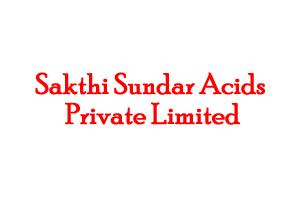 Sakthi Sundar Acids Private Limited