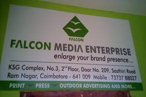 Falcon Media Enterprises
