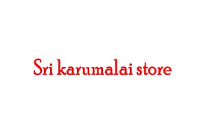 Sri karumalai store
