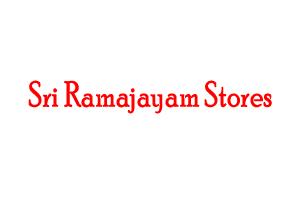Sri Ramajayam Stores