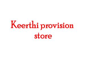 keerthi provision store