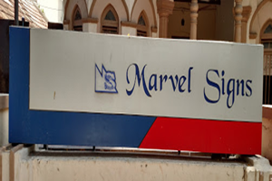 Marvel Signs The Sign Galaxy