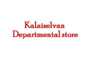Kalaiselvan Departmental store