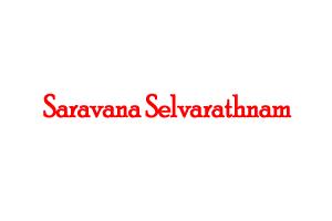 Saravana Selvarathnam