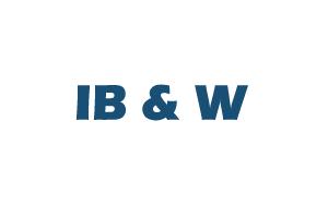 IB & W