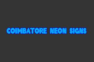 Coimbatore Neon signs