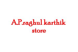 A.P.raghul karthik store