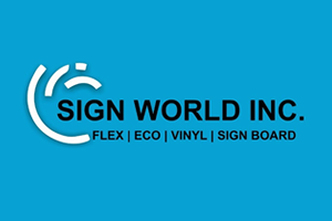 SIGN WORLD INC.