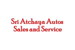 Sri Atchaya Autos Sales and Service