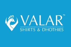 VALAR SHIRTS & DHOTHIES PEELAMEDU