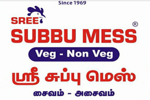 Sree Subbu Mess