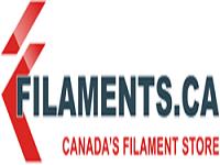 Filaments.ca 3D Printing Materials