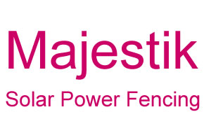 Majestik Solar Power Fencing