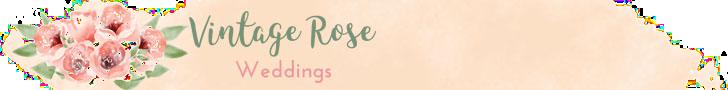 Vintage Rose Weddings